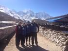 'Exemplo de superação', dizem diabéticos em expedição no Everest