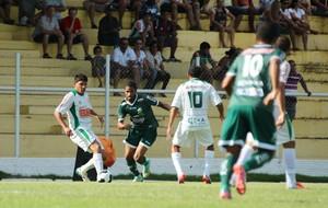 Luverdense e Tocantinópolis pela Copa Verde (Foto: Assessoria/Luverdense Esporte Clube)