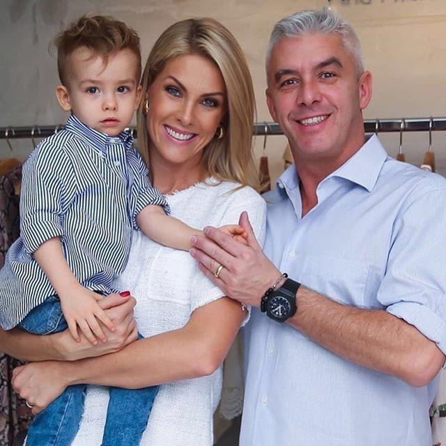 Resultado de imagem para Ana hickmann e familia