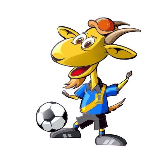 Zeca Brito mascote do Nordest�o