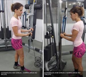 Mosaico - eu atleta exercicios (Foto: Getty Images)