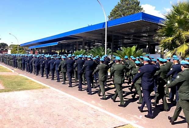 29/05/2013 - Brasília comemora 'Dia Internacional dos Peacekeepers'