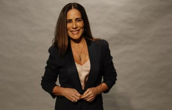 Gloria Pires, ótima aparência aos 54 anos:  (Foto: Reprodução/ Gshow)