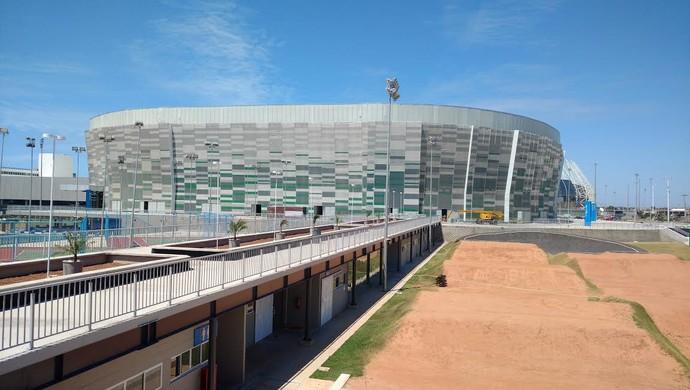 Centro de Formação Olímpica do Nordeste, CFO, Fortaleza, Ceará (Foto: Crisneive Silveira)