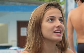 Inspirada na amiga Ana Marcela, Gabi Roncatto estreia na Maratona Aquática