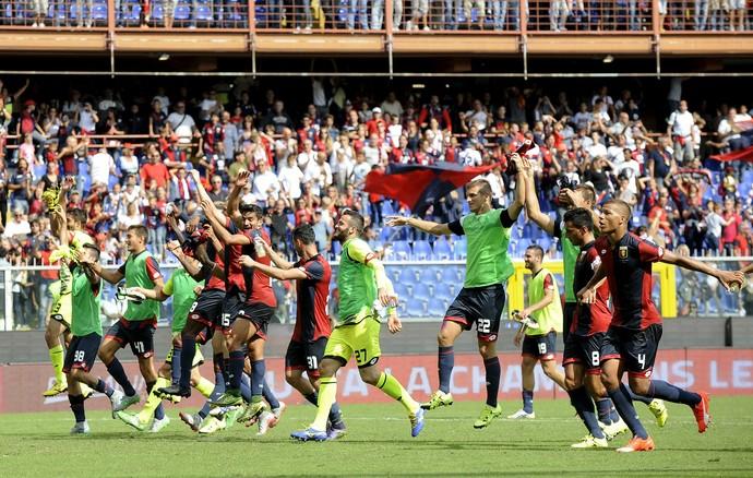 Genoa Milan (Foto: Reuters)