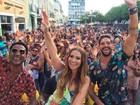 Solange Almeida é coroada Rainha do Carnaval do Pelourinho
