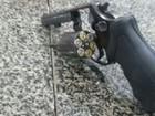 Jovem é morto com três tiros dentro de bar em Teresina (PM/Divulgação)