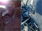 Após moto bater em caminhonete, homem morre na MG-401