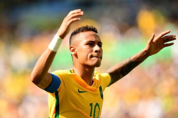 Neymar: decisivo na fase eliminatória para a seleção (Foto: Quinn Rooney/ Getty Images)