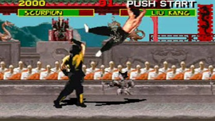 Apesar de censurado Mortal Kombat chegou ao Super Nintendo e quebrou paradigmas da Nintendo (Foto: Reprodução/Games Radar)