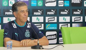 Ricardo Drubscky - Goiás (Foto: Fernando Vasconcelos / Globoesporte.com)