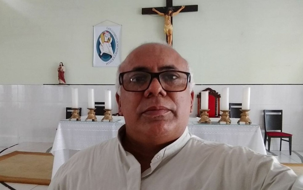 Padre Benjamim Júnior. (Foto: Benjamim Júnior)