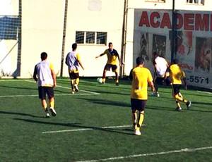 Ceará, treino, Florianopolis  (Foto: Cearasc.com/Divulgação)