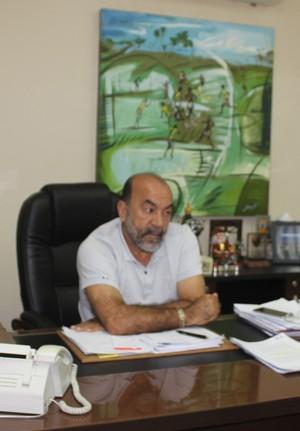 Cesarino Oliveira (Foto: Joana D'arc Cardoso)
