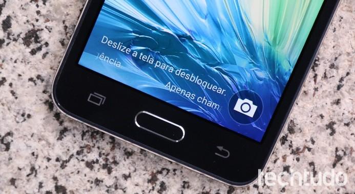 Samsung Galaxy A3 3 (Foto: Lucas Mendes/TechTudo)