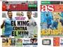 """Jornais: a caminho do destino final, Real e City têm """"El King contra El Kun"""""""