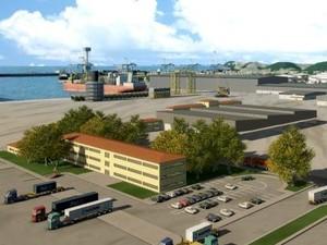 Projeto está localizado em Jaconé em Maricá (Foto: Divulgação Terminal Ponta Negra)