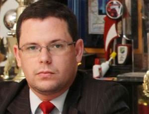 Ari Filho, advogado do Treze (Foto: Silas Batista)