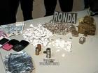No Ceará, PRF apreende quatro pistolas roubadas da polícias do PA