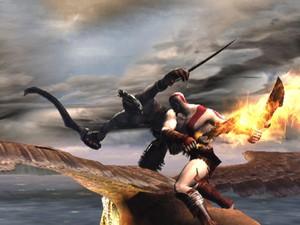 Portátil PS Vita irá ganhar coletânea de 'God of War' (Foto: Divulgação/Sony)