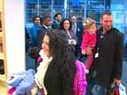 Chega ao Canadá o primeiro avião com refugiados sírios