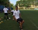 """Dodô diz que não chegou a acordo com time de Léo Moura: """"Só conversa"""""""