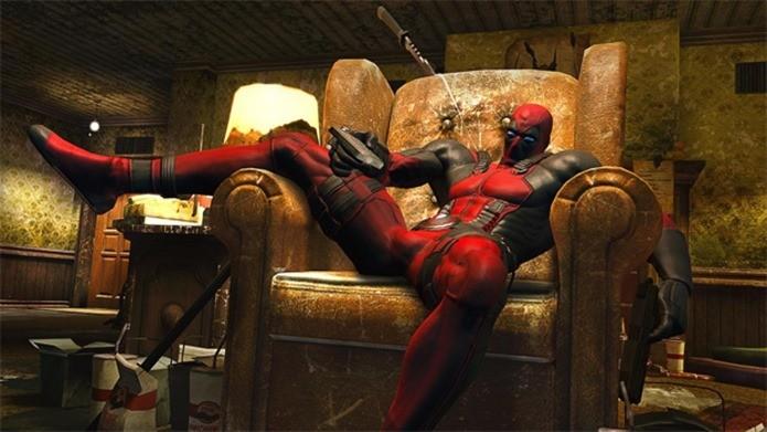 Jogo do personagem Deadpool custou uma fortuna (Foto: Divulgação)