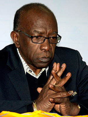 Jack Warner presidente da Concacaf (Foto: Getty Images)