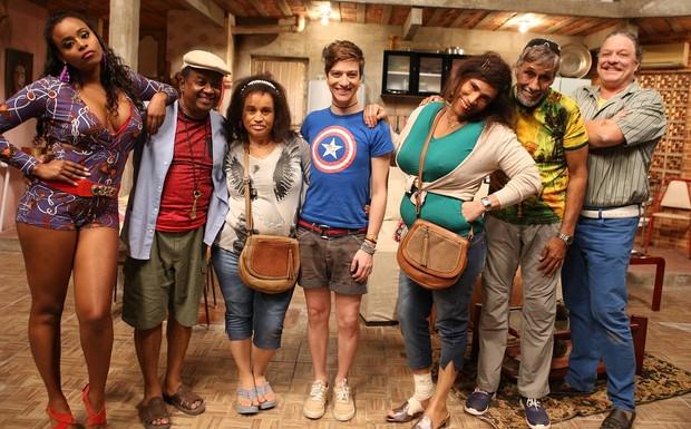 O novo programa do Multishow vai contar a história de Graça, personagem vivida por Rodrigo Sant'Anna