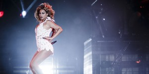 Beyoncé: Single ladies (Adriano Vizoni/Folhapress)