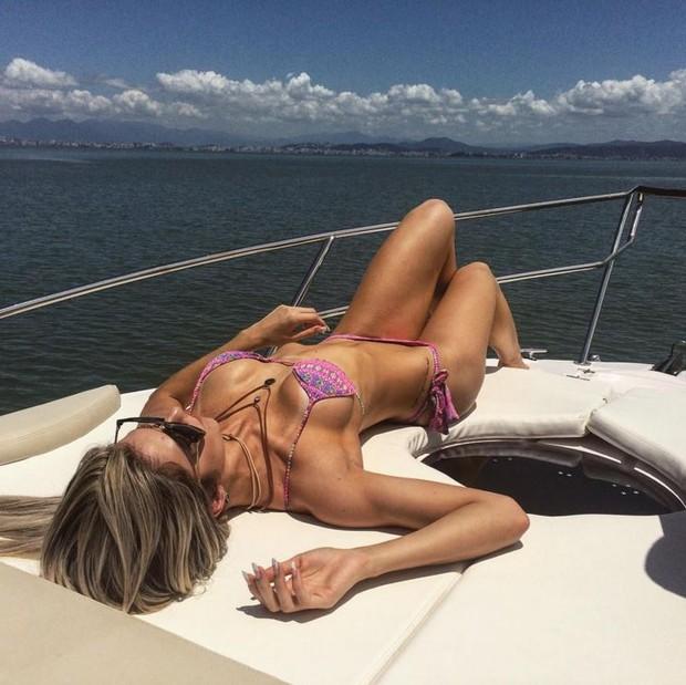 Tatiele Polyana (Foto: Instagram / Reprodução)
