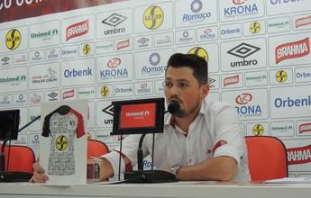 Figueira anuncia retorno de Fernando Kleimmann ao marketing do clube