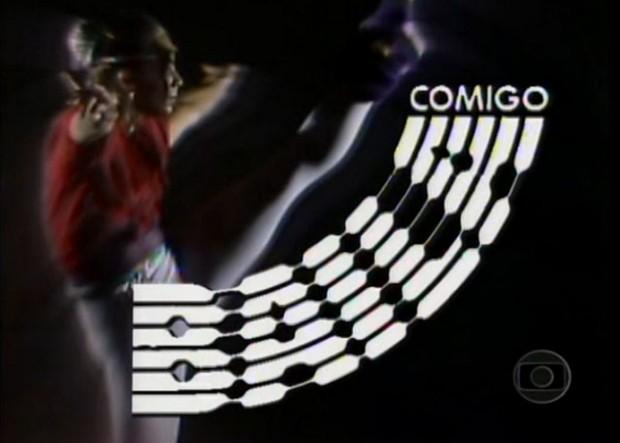 Tema de abertura da novela Baila Comigo (Foto: Reprodução/Globo)