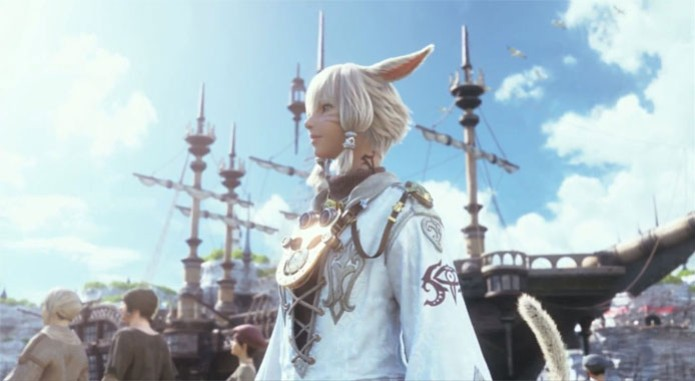 Final Fantasy 14 (Foto: Divulgação) (Foto: Final Fantasy 14 (Foto: Divulgação))