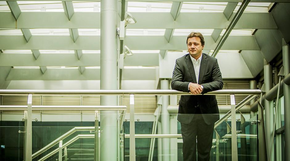 Batista é CEO e filho do fundador da JBS, líder mundial na produção de proteína animal (Foto: Anna Carolina Negri / Editora Globo)