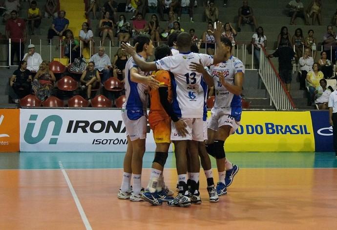 Rio x Taubaté Superliga Masculino (Foto: Gabriel Fricke)