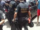Dois são presos no Piauí suspeitos de assalto aos Correios no Maranhão
