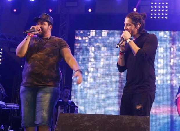 Pedro e Benício (Foto: Fred Pontes/Balada In/Divulgação)