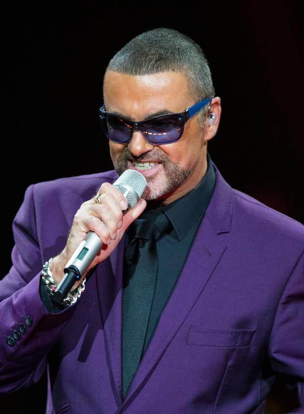 George Michael durante apresentação em Londres em 2012 (Foto: Agência Getty Images)