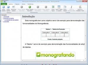Monografando