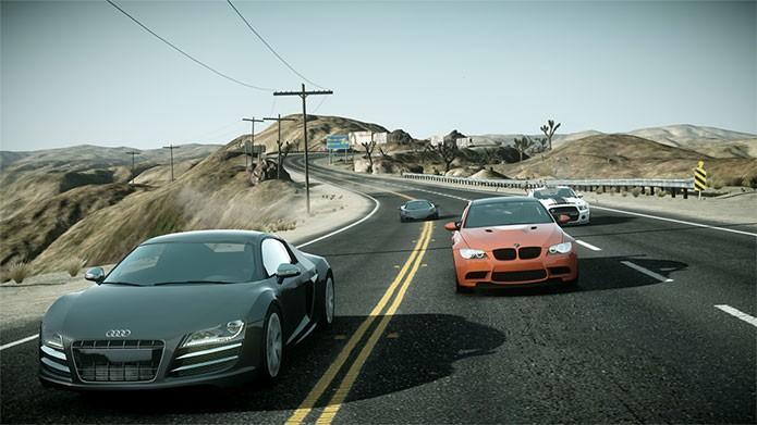 Need for Speed: The Run veio com visual de cinema (Foto: Divulgação)