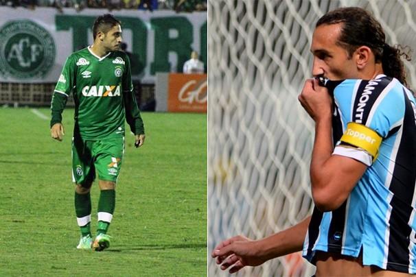 Para o Rio Grande do Sul, gaúchos seguem o jogo Chapecoense x Grêmio (Foto: globoesporte.com)