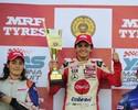 Pietro Fittipaldi fatura corrida do MRF Racing Challenge em Abu Dhabi