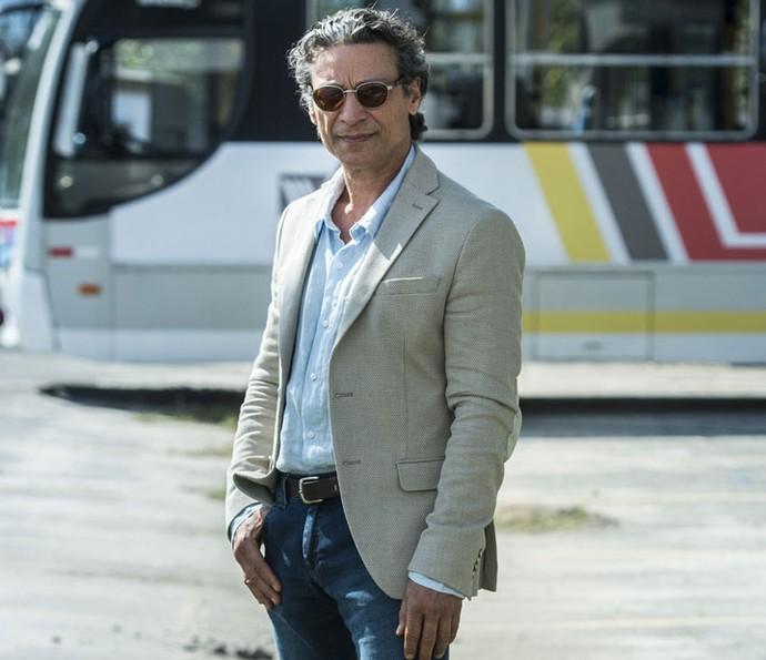 Luiz Carlos Vasconcelos é Euclydes (Foto: Globo/Estevam Avellar)
