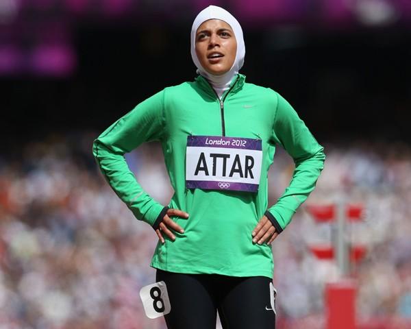 Histórias de atletas muçulmanas mulheres - Fit People