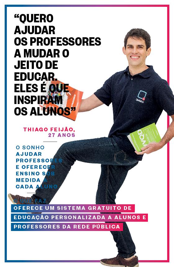 Thiago Feijão  (Foto: Época )