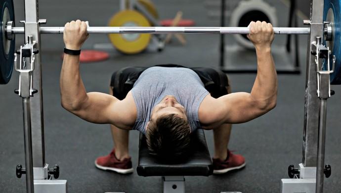 musculação euatleta (Foto: Getty Images)