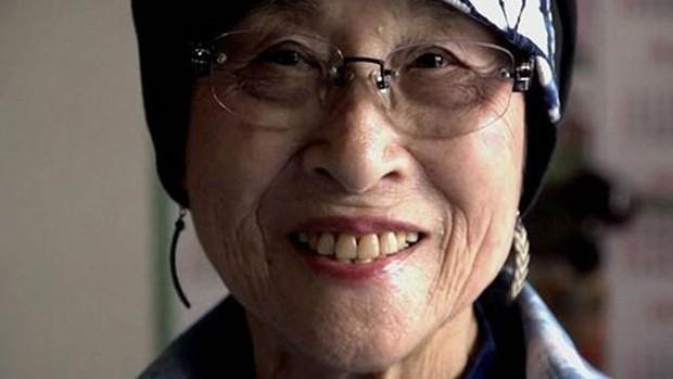 Bun Hashizume tinha 14 anos à época do ataque nuclear  (Foto: BBC)