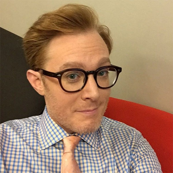 Clay Aiken (Foto: Instagram)